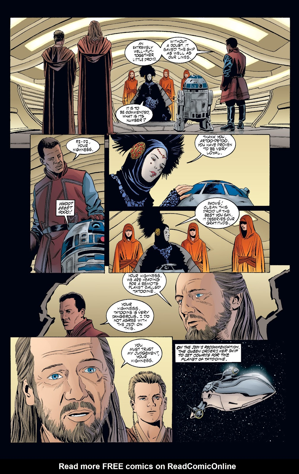 Read online Star Wars Legends: Rise of the Sith - Epic Collection comic -  Issue # TPB 2 (Part 3) - 62