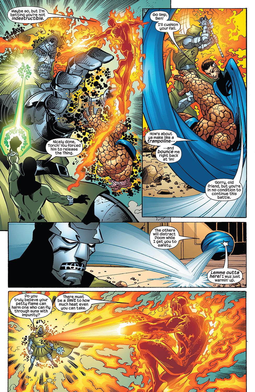 Read online Fantastic Five (2007) comic -  Issue #3 - 13