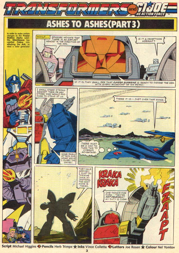 The Transformers (UK) 275 Page 2