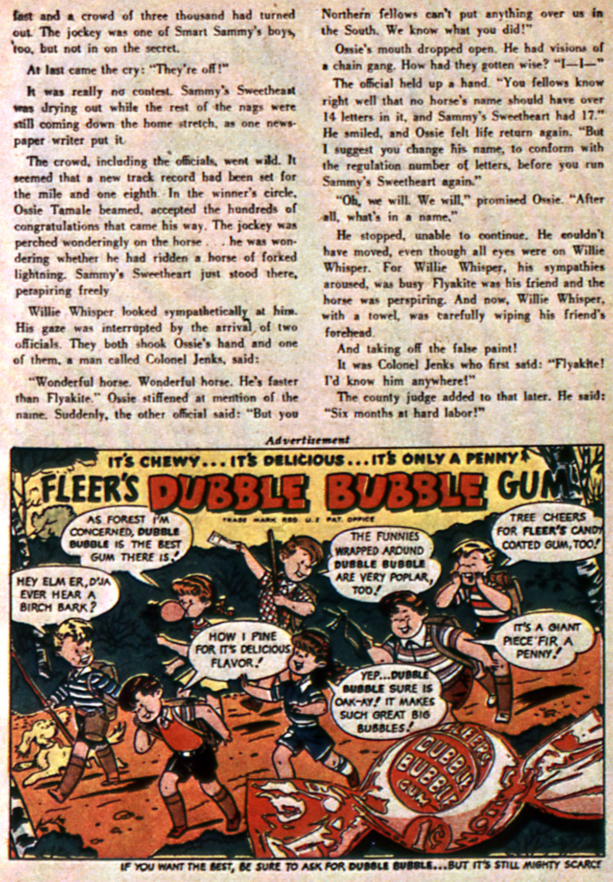 Read online Adventure Comics (1938) comic -  Issue #111 - 42