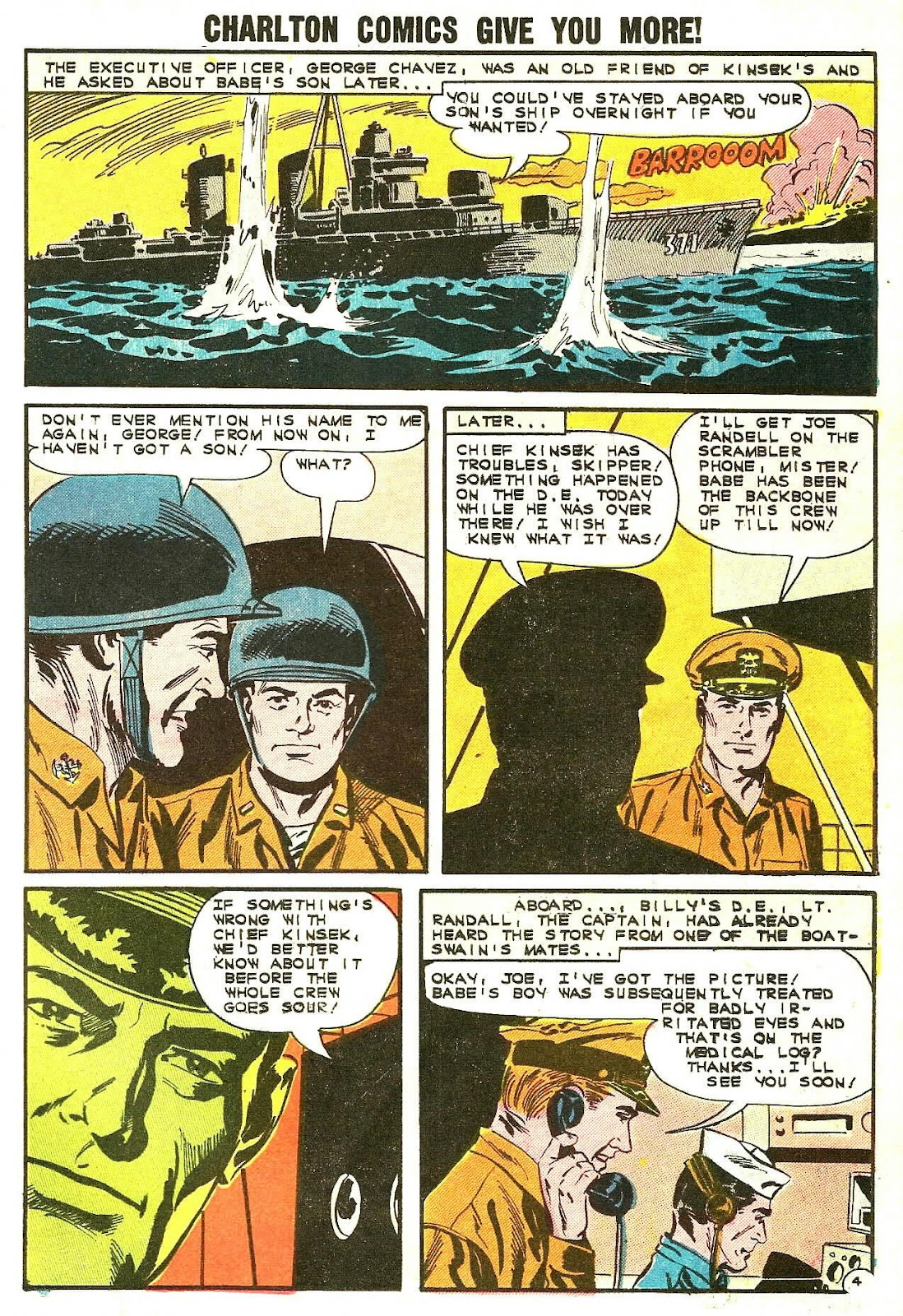 Read online Fightin' Navy comic -  Issue #107 - 11