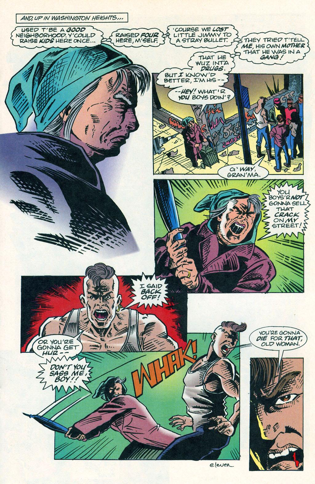 Read online ShadowHawk comic -  Issue #1 - 15