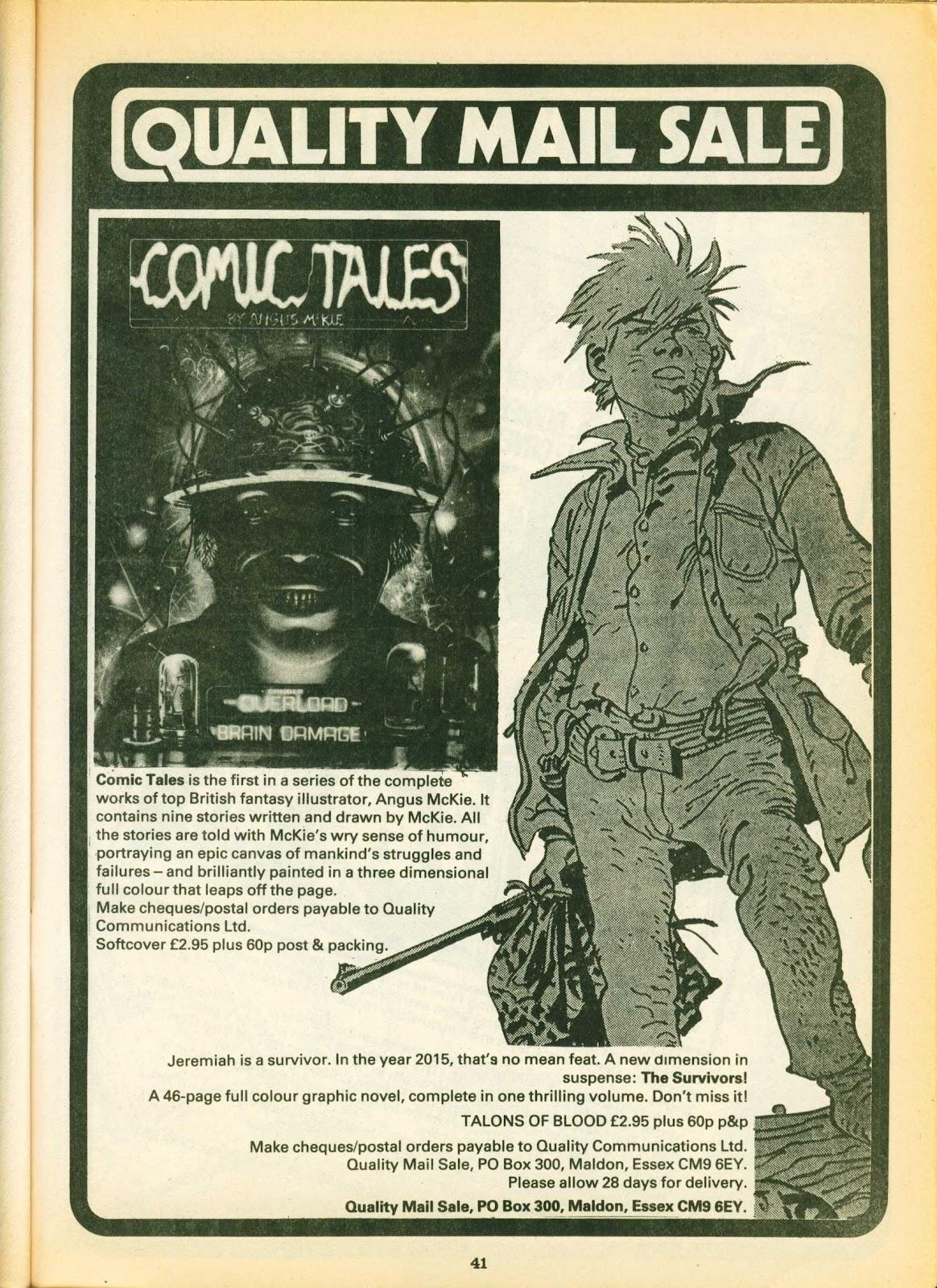 Warrior Issue #11 #12 - English 41