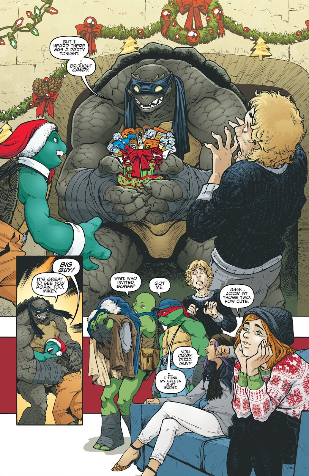 Read online Teenage Mutant Ninja Turtles: The IDW Collection comic -  Issue # TPB 8 (Part 3) - 36