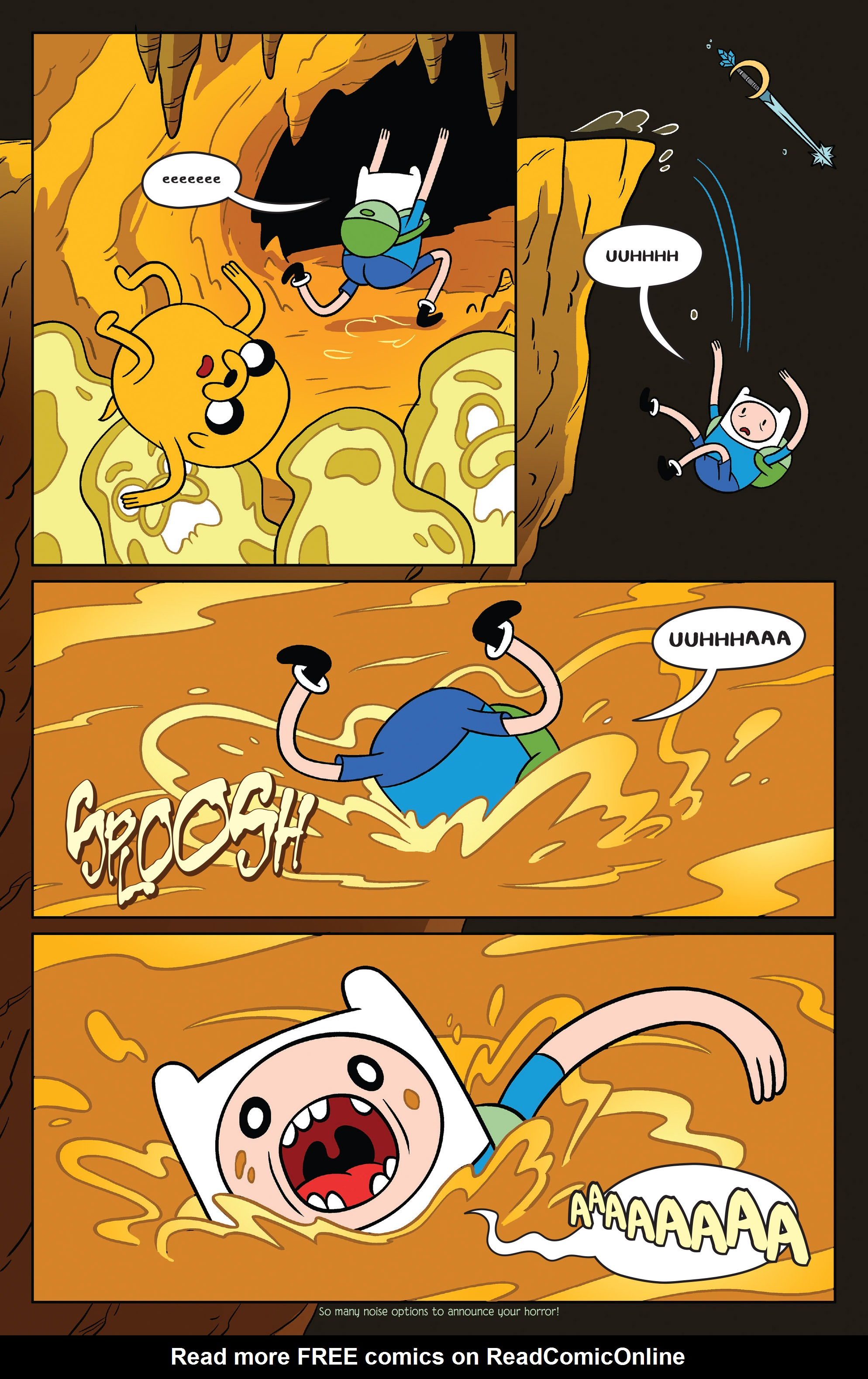 Read online Adventure Time comic -  Issue #38 - 8