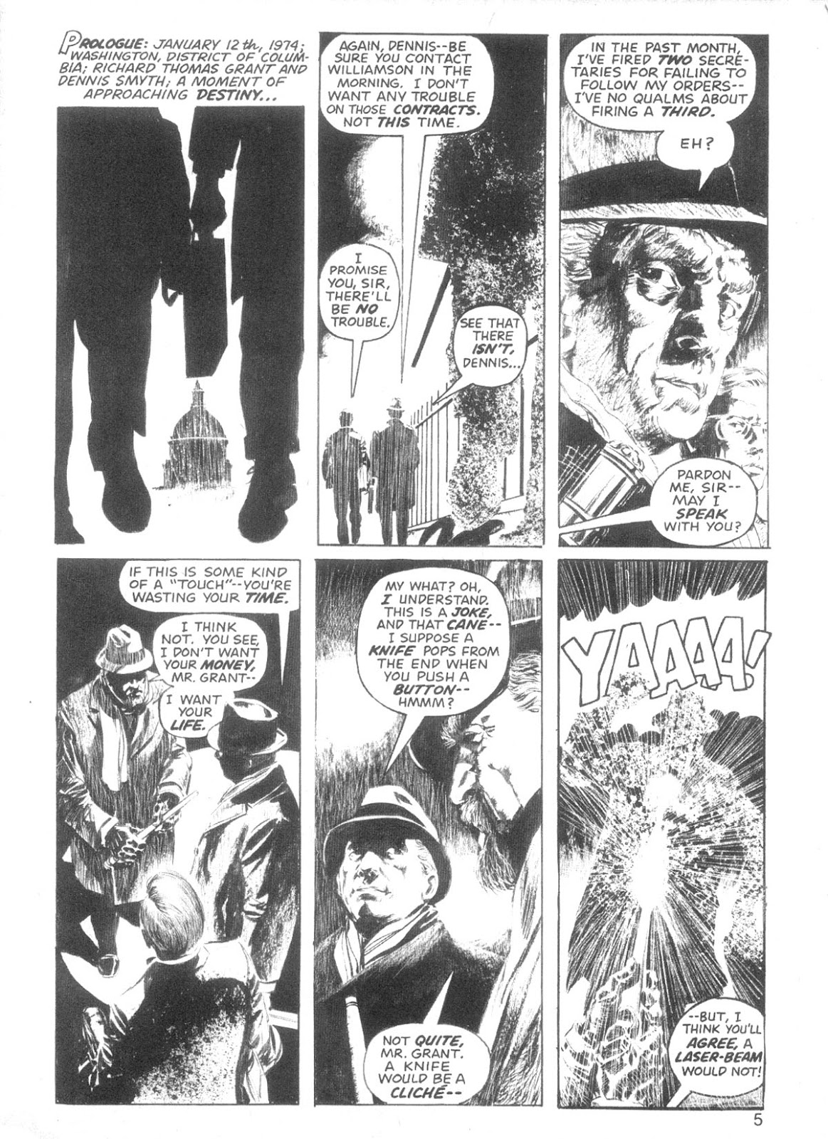 Dracula Lives issue 7 - Page 6