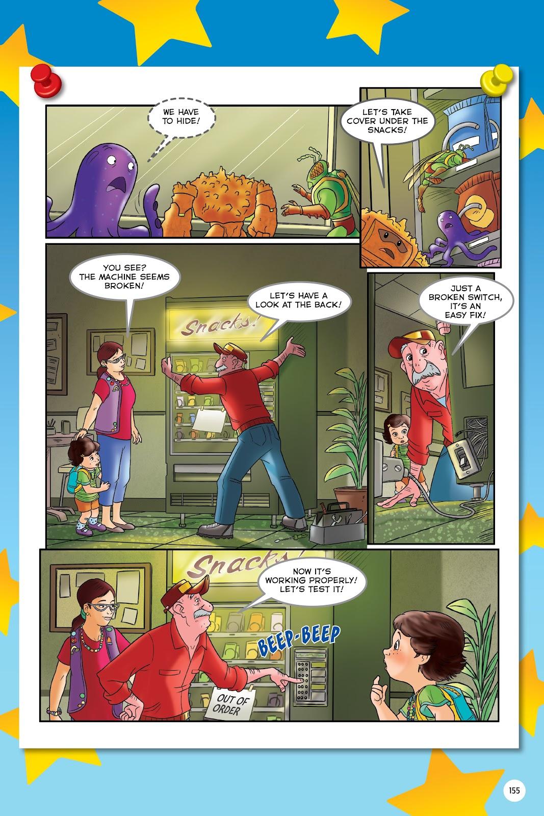 Read online DISNEY·PIXAR Toy Story Adventures comic -  Issue # TPB 1 (Part 2) - 55