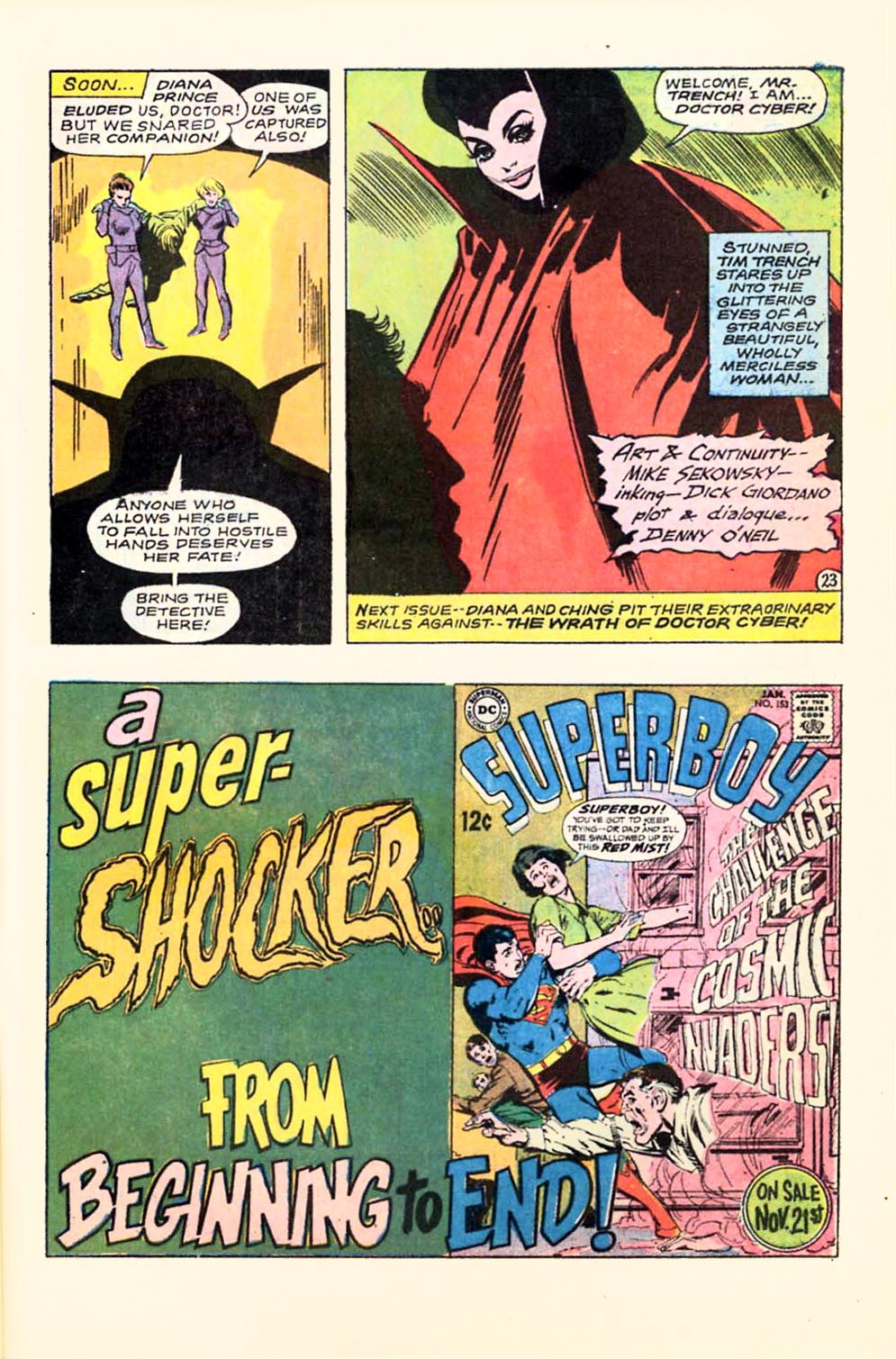 Read online Wonder Woman (1942) comic -  Issue #180 - 31