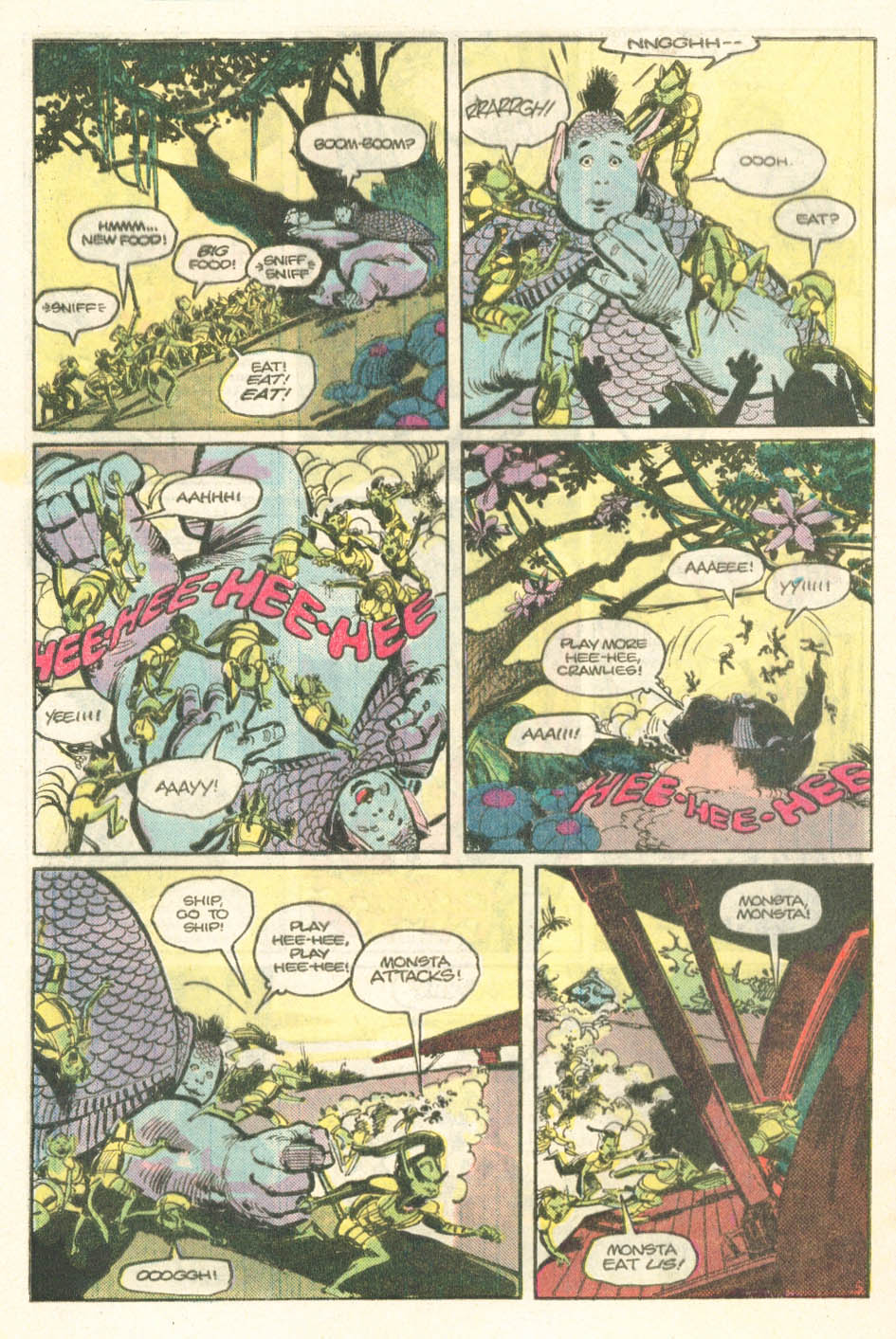 Read online Atari Force (1984) comic -  Issue #14 - 26