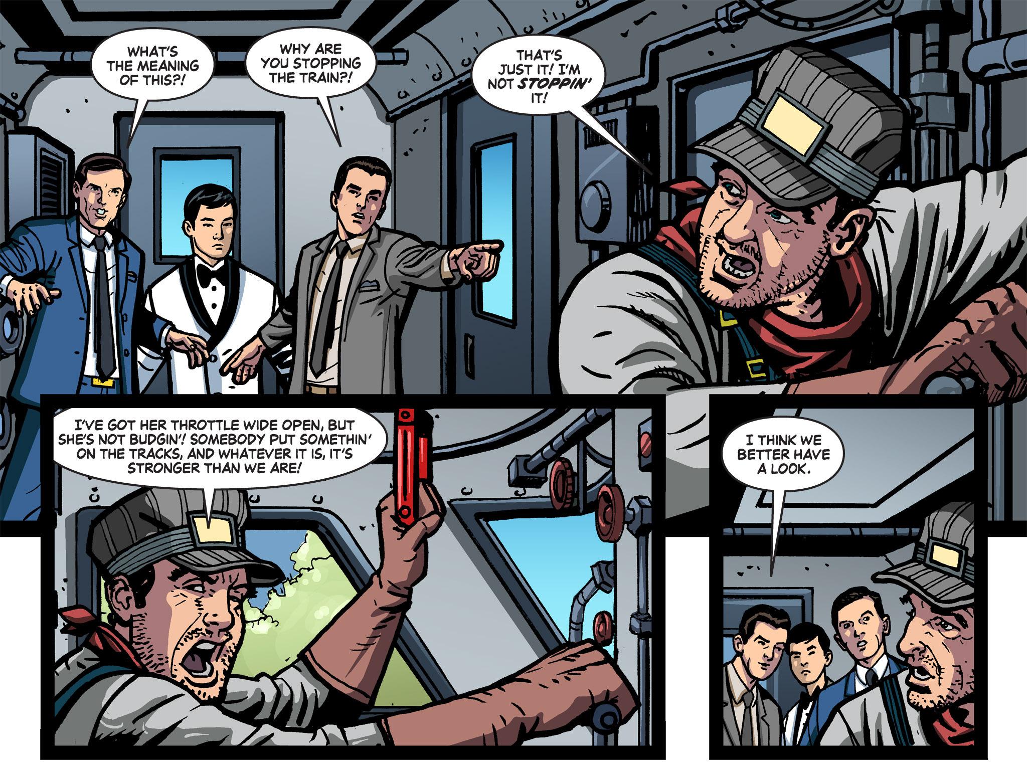Read online Batman '66 Meets the Green Hornet [II] comic -  Issue #1 - 73