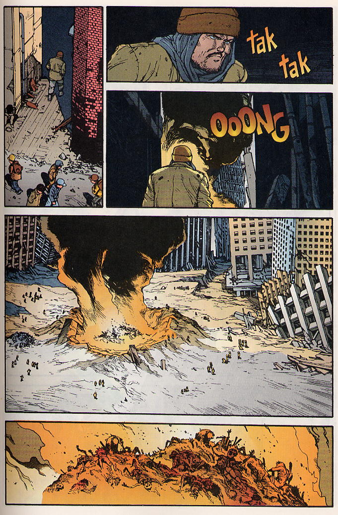 Read online Akira comic -  Issue #17 - 42