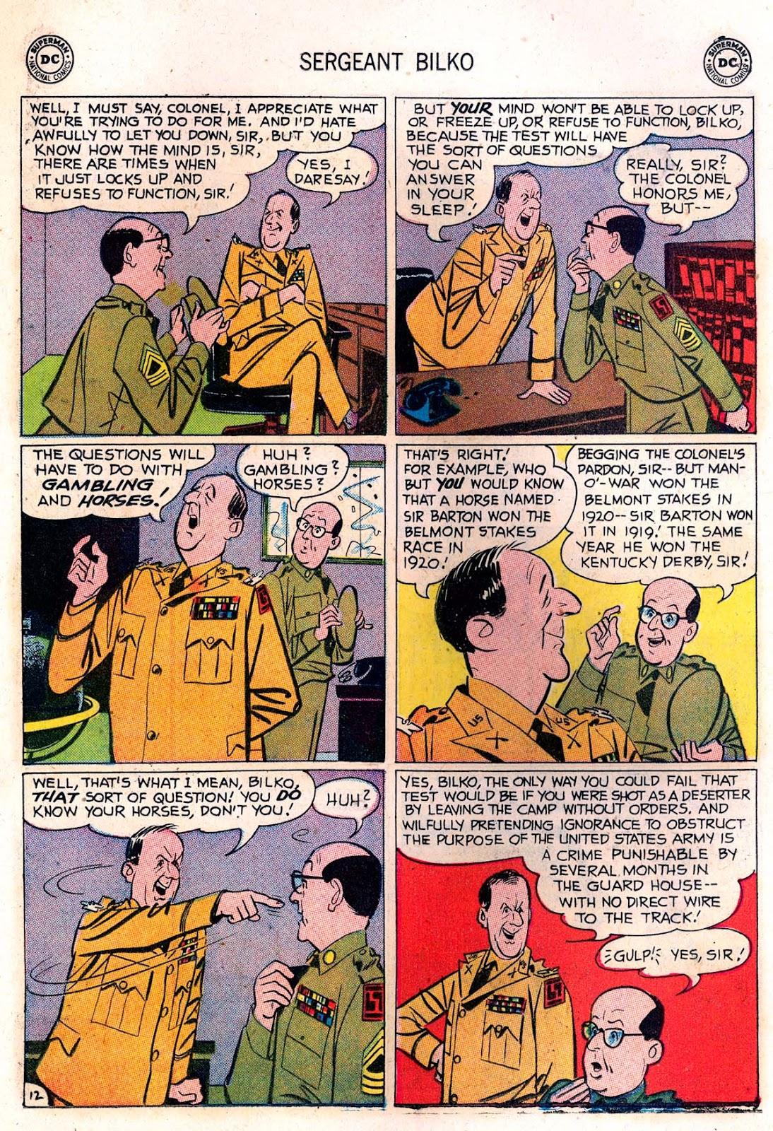 Sergeant Bilko issue 7 - Page 14
