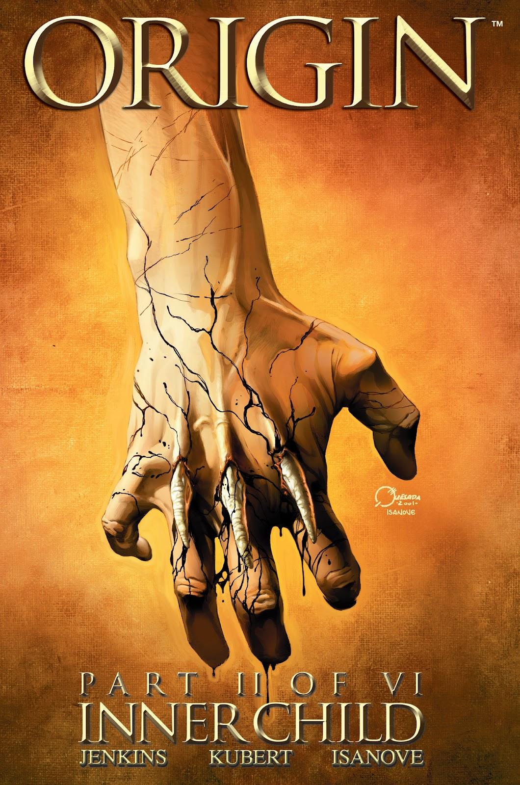 Wolverine: The Origin 2 Page 1