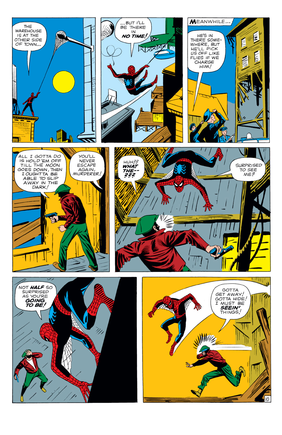 The Amazing Spider-Man (1963) 275 Page 17
