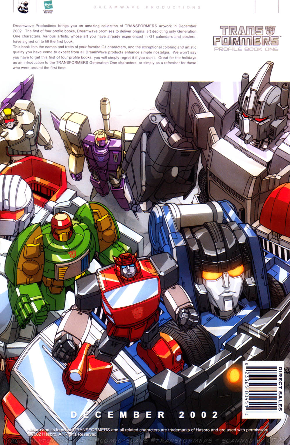 Read online Transformers Armada comic -  Issue #3 - 28