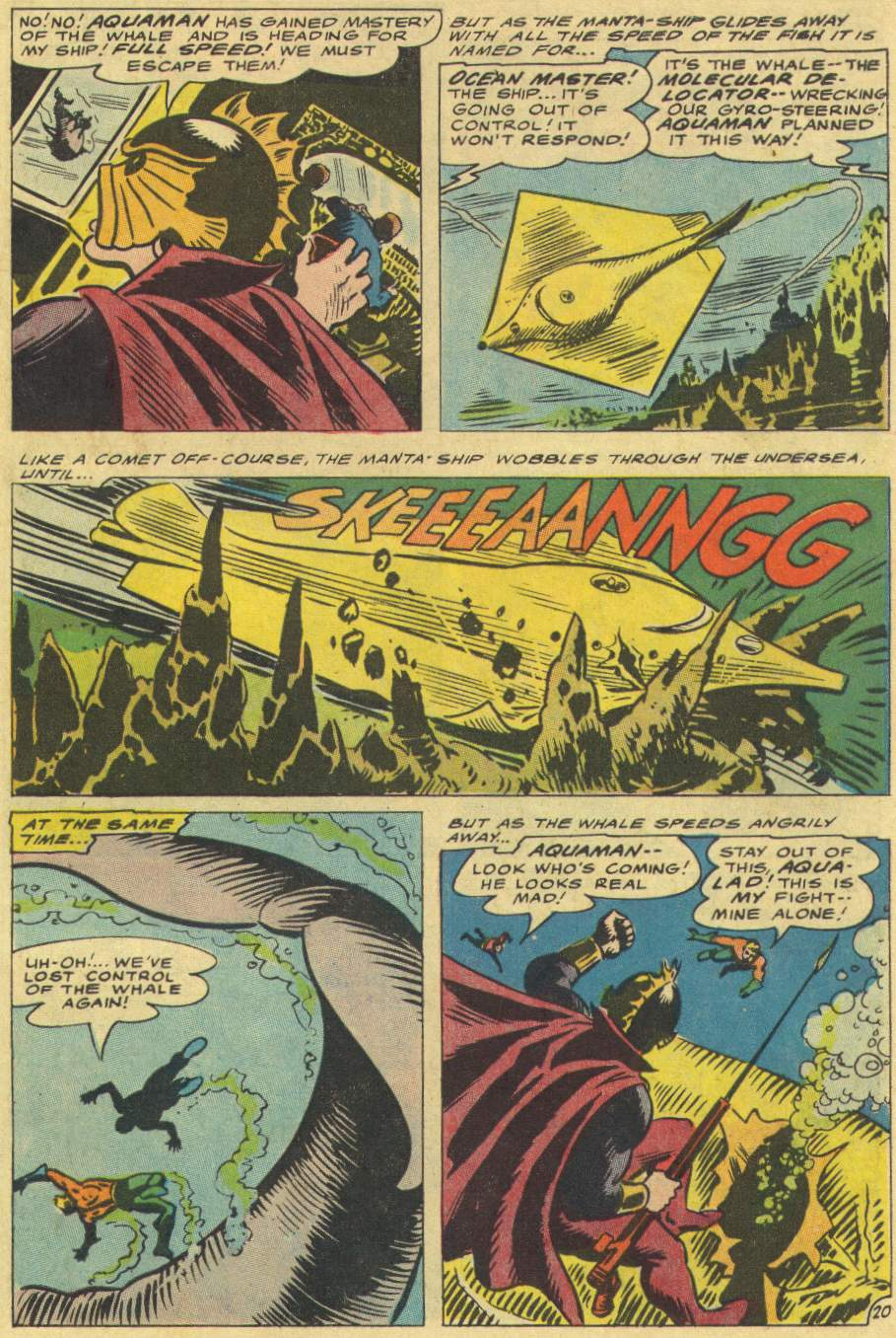 Read online Aquaman (1962) comic -  Issue #29 - 27