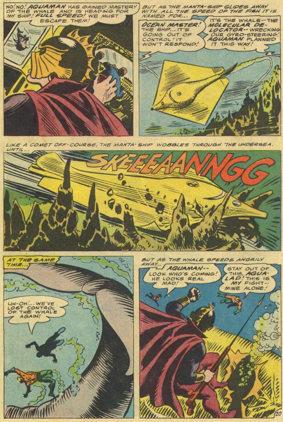 Aquaman (1962) Issue #29 #29 - English 27