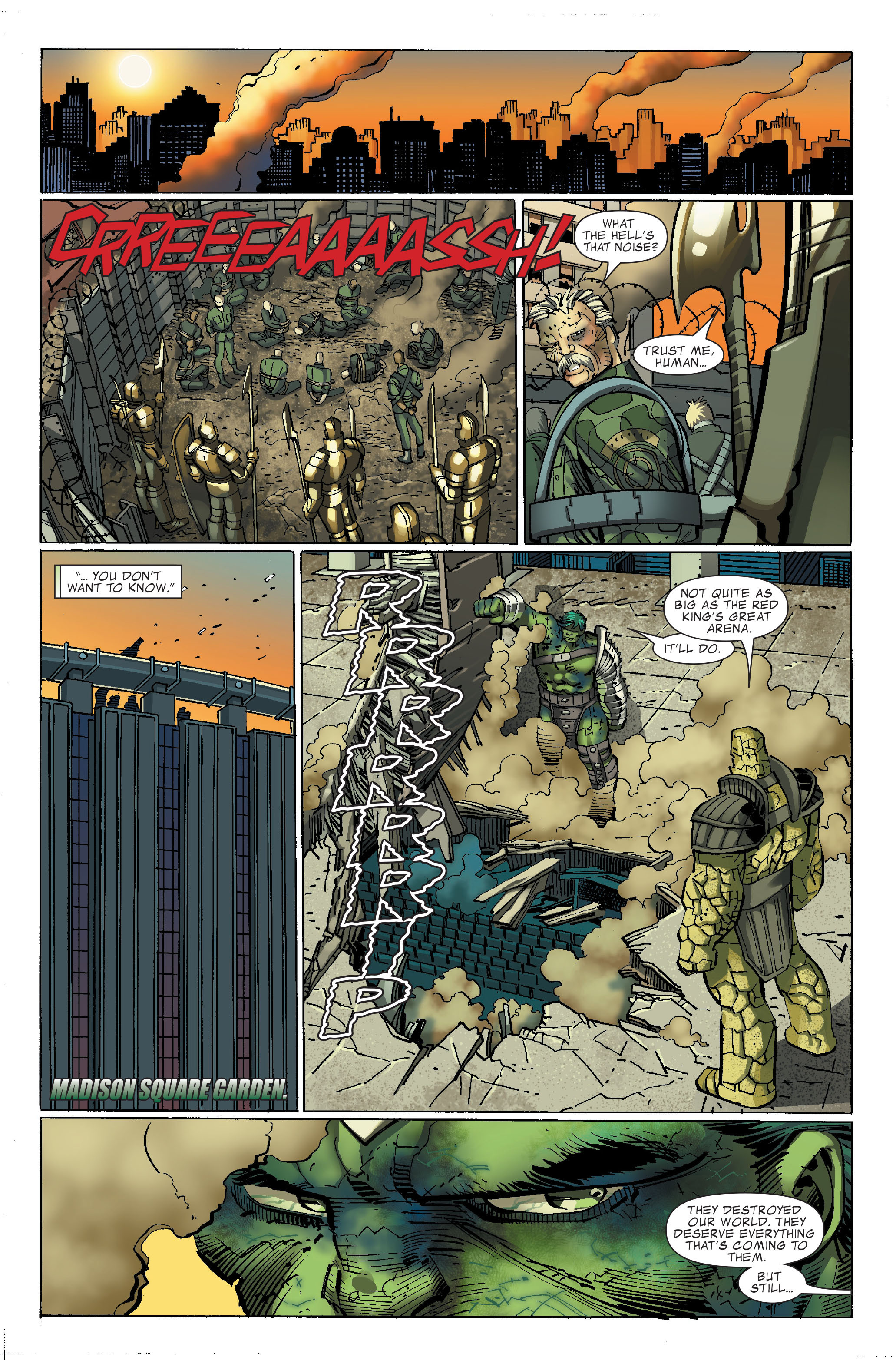 Read online World War Hulk comic -  Issue #3 - 28