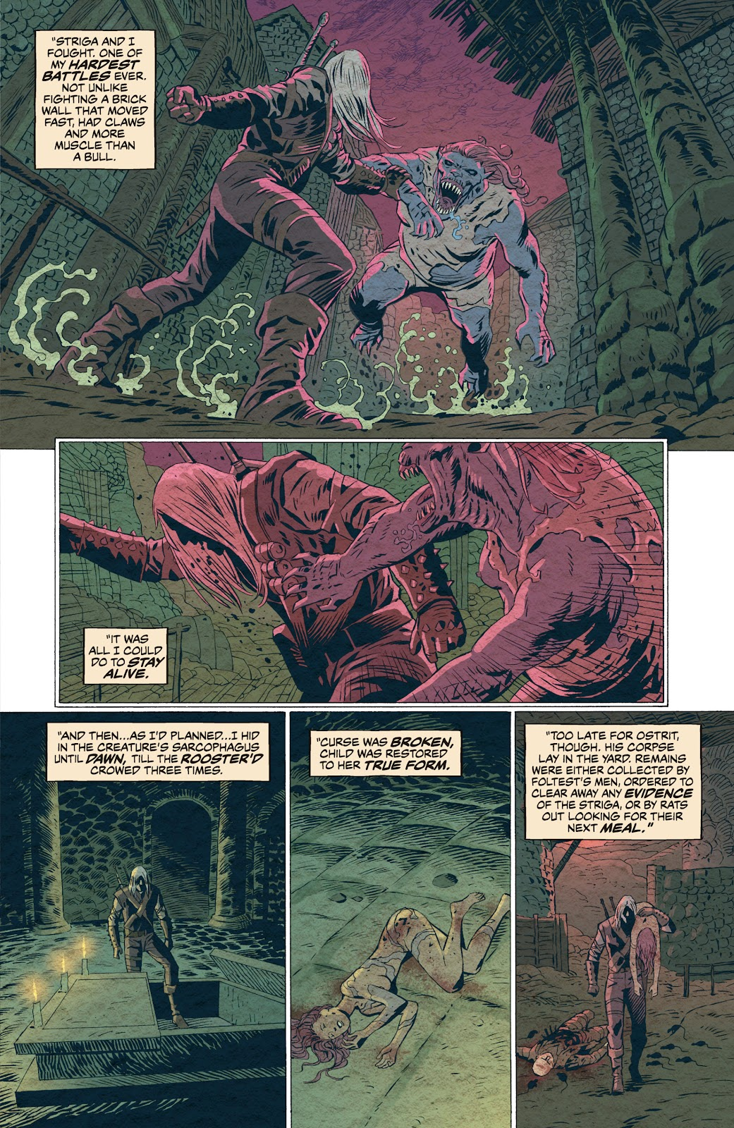 Read online The Witcher Omnibus comic -  Issue # TPB (Part 4) - 53
