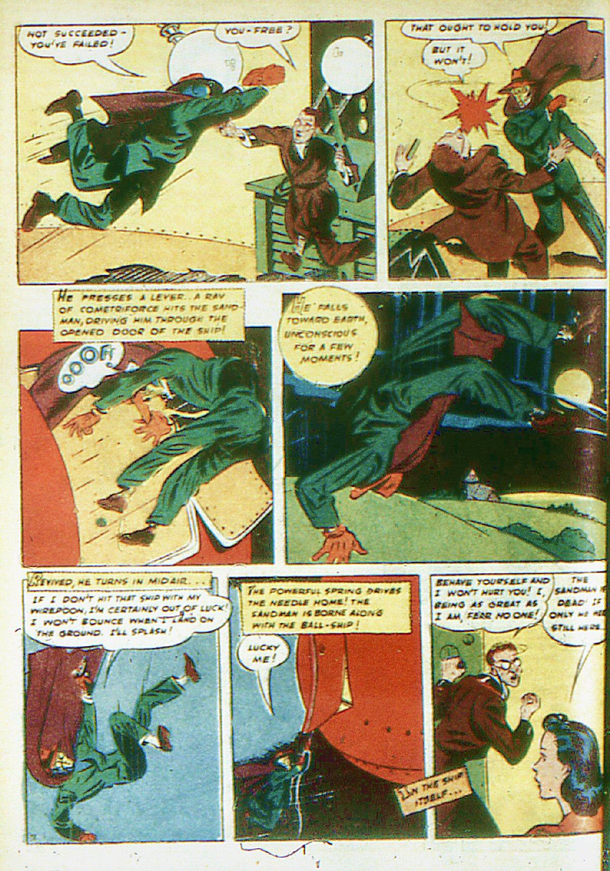 Read online Adventure Comics (1938) comic -  Issue #66 - 65