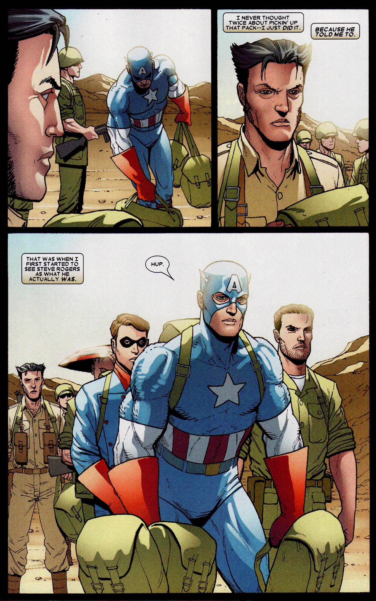 Read online Wolverine: Origins comic -  Issue #18 - 17