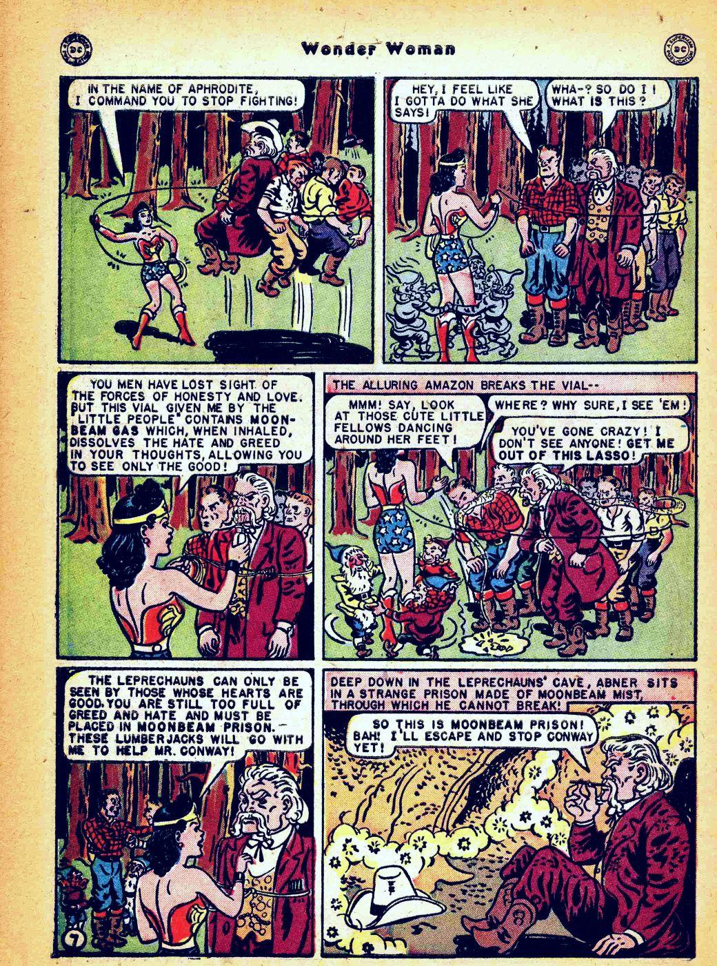 Read online Wonder Woman (1942) comic -  Issue #35 - 44