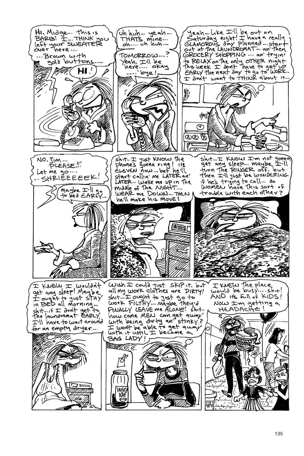 Read online Life's a Bitch: The Complete Bitchy Bitch Stories comic -  Issue # TPB (Part 2) - 32