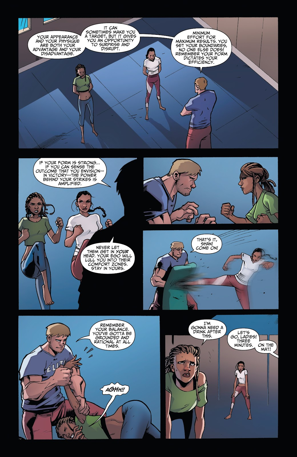 Read online Incidentals comic -  Issue #15 - 14