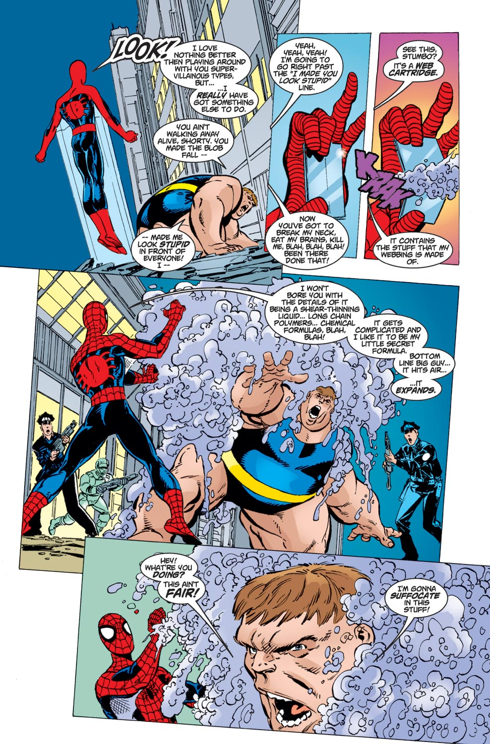 The Amazing Spider-Man (1999) 11 Page 18
