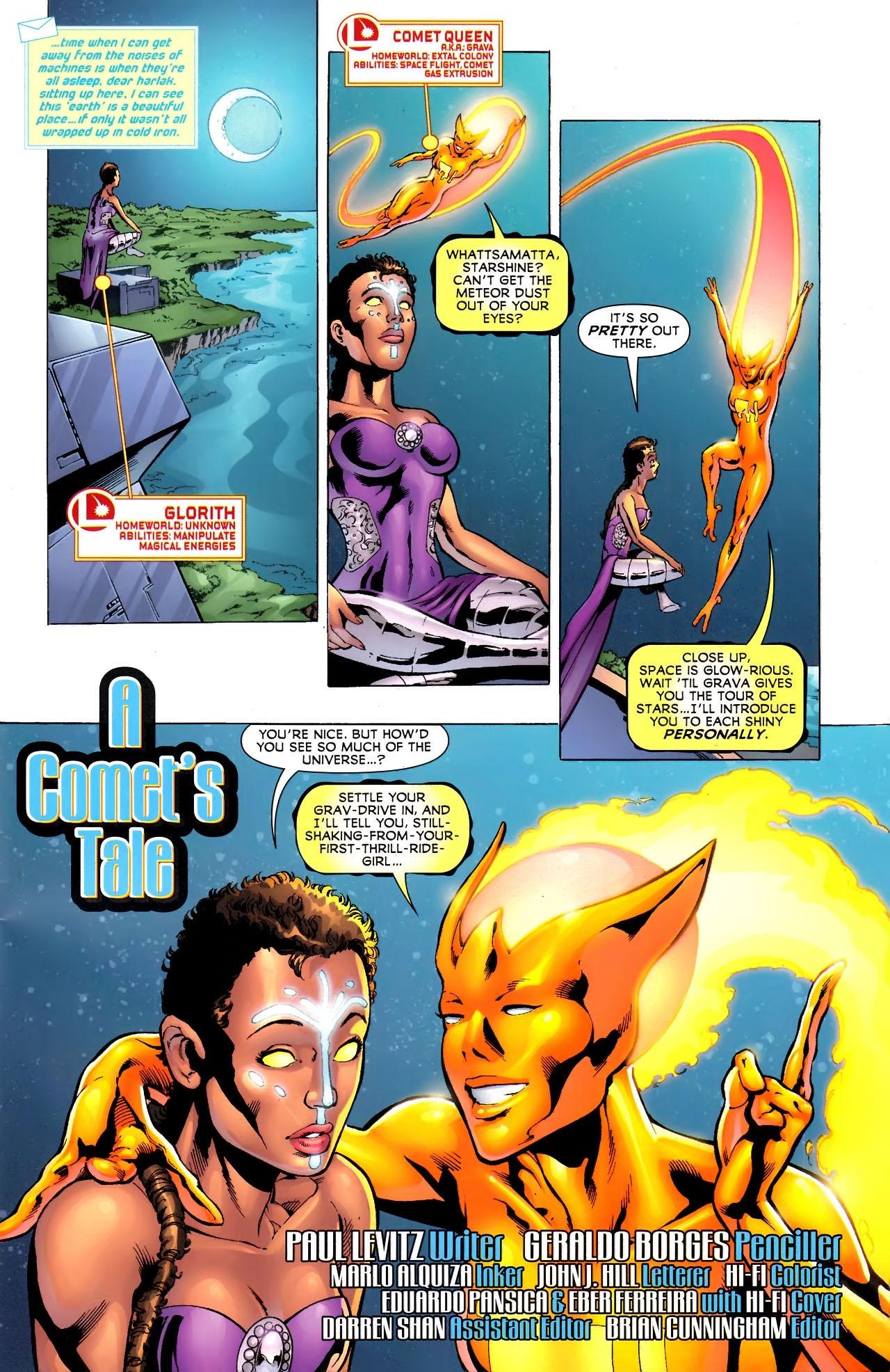 Read online Adventure Comics (1938) comic -  Issue #527 - 2