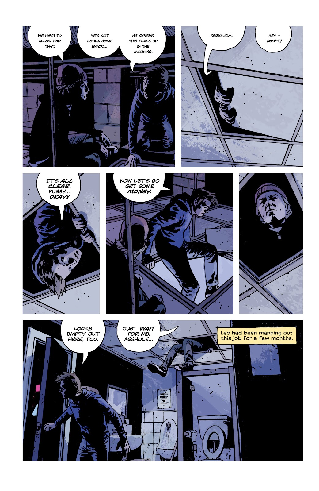 Read online Criminal (2019) comic -  Issue #9 - 5