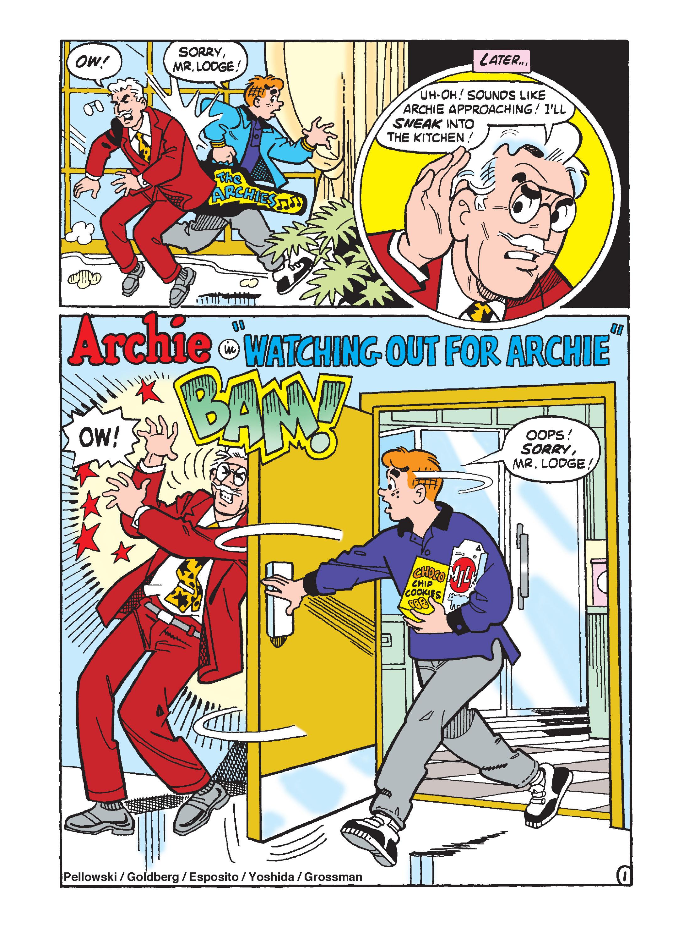 Read online Archie 1000 Page Comics Bonanza comic -  Issue #1 (Part 2) - 78