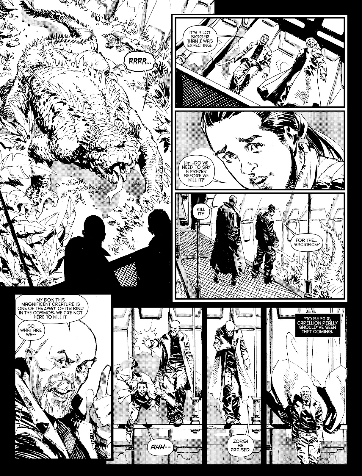 Judge Dredd Megazine (Vol. 5) Issue #381 #180 - English 31