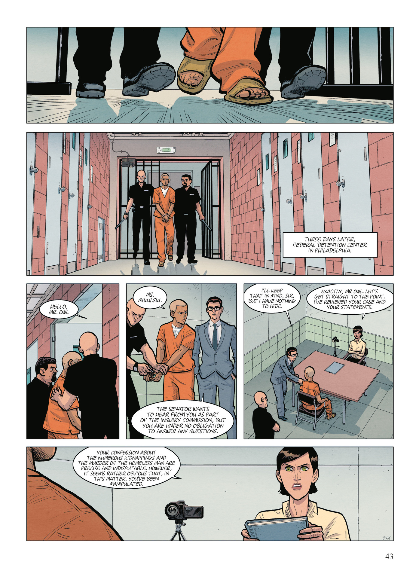 Read online Alter Ego comic -  Issue #9 - 45