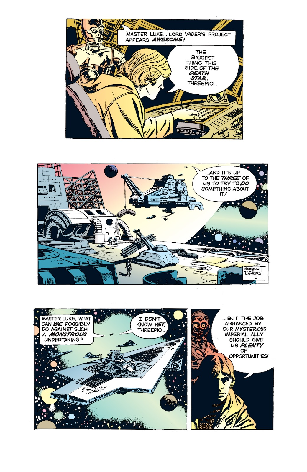 Read online Star Wars Legends: The Newspaper Strips - Epic Collection comic -  Issue # TPB (Part 5) - 42