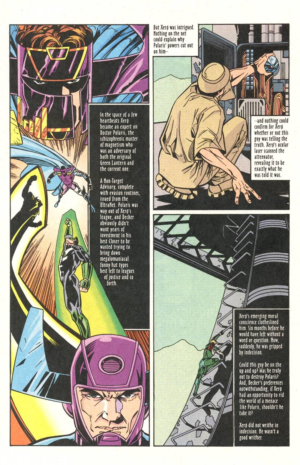 Read online Xero comic -  Issue #6 - 21