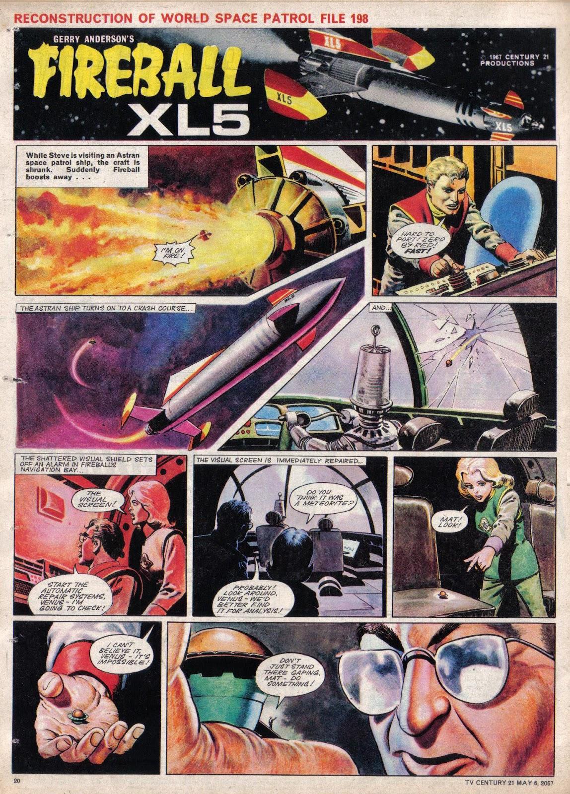 TV Century 21 (TV 21) issue 120 - Page 19