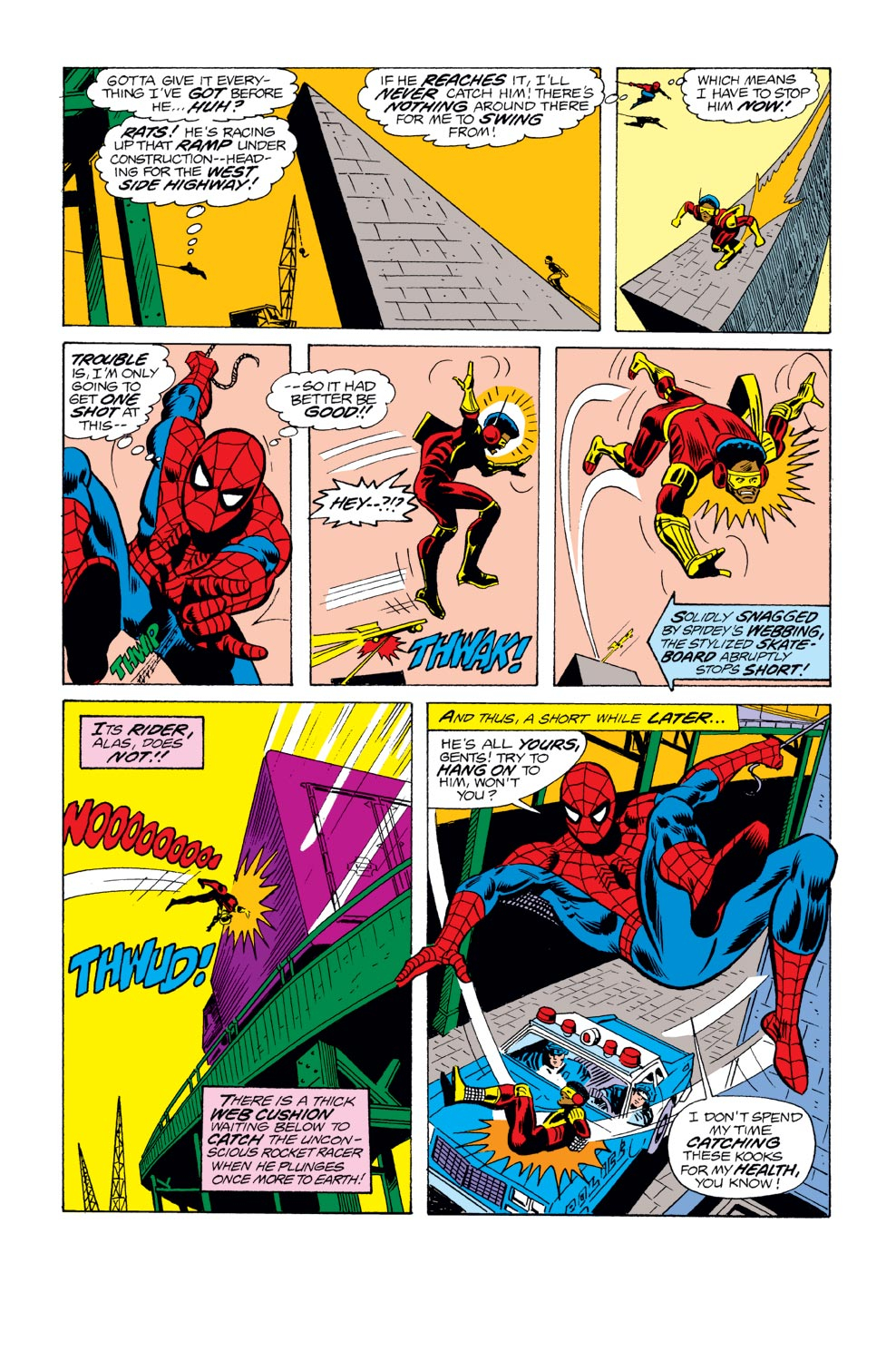 The Amazing Spider-Man (1963) 172 Page 4