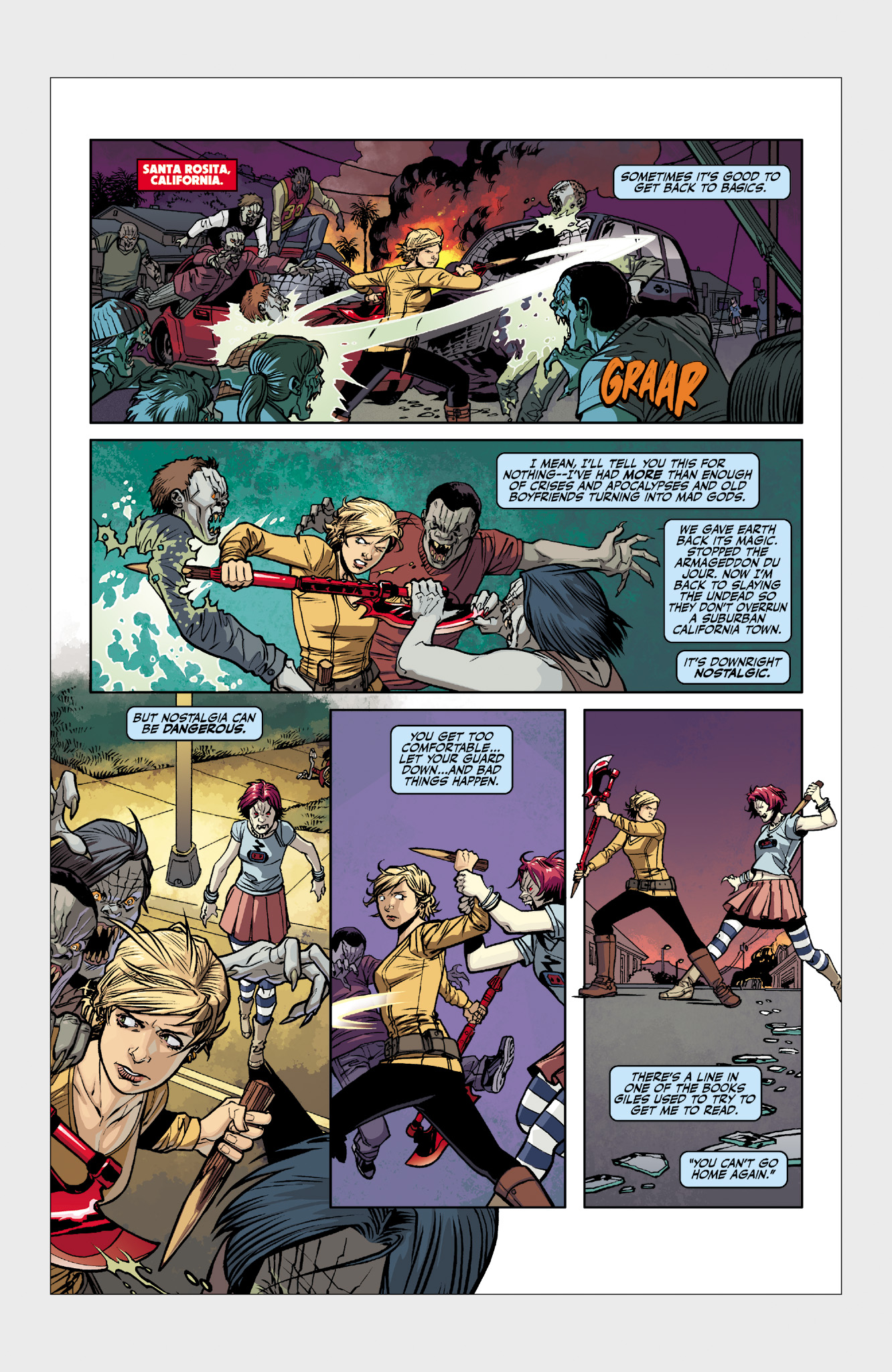 Read online Serenity: Firefly Class 03-K64  Leaves on the Wind comic -  Issue #1 - 28