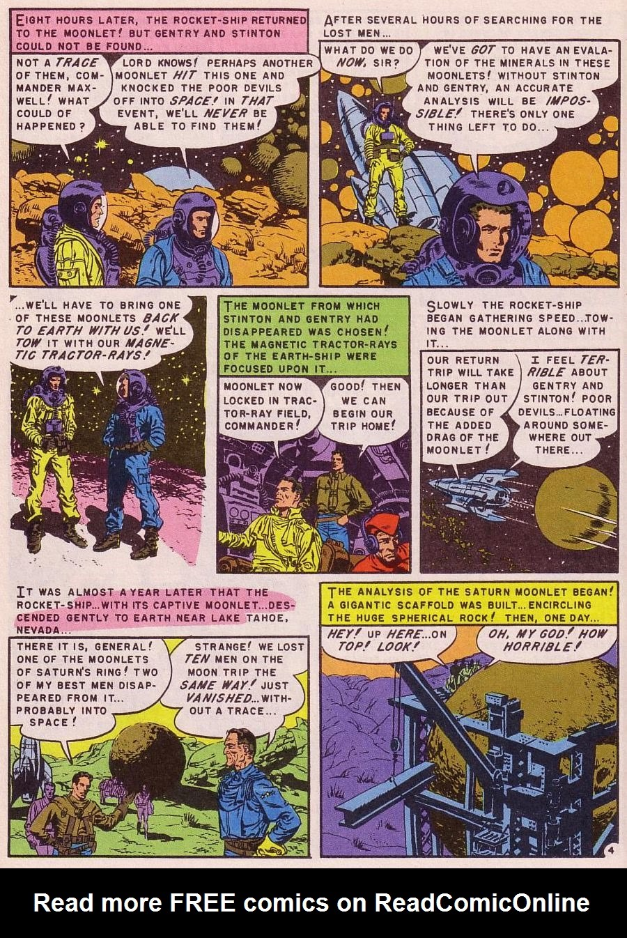 Weird Fantasy (1951) issue 10 - Page 6