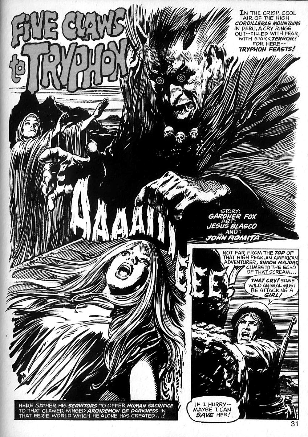 Vampire Tales issue 2 - Page 32