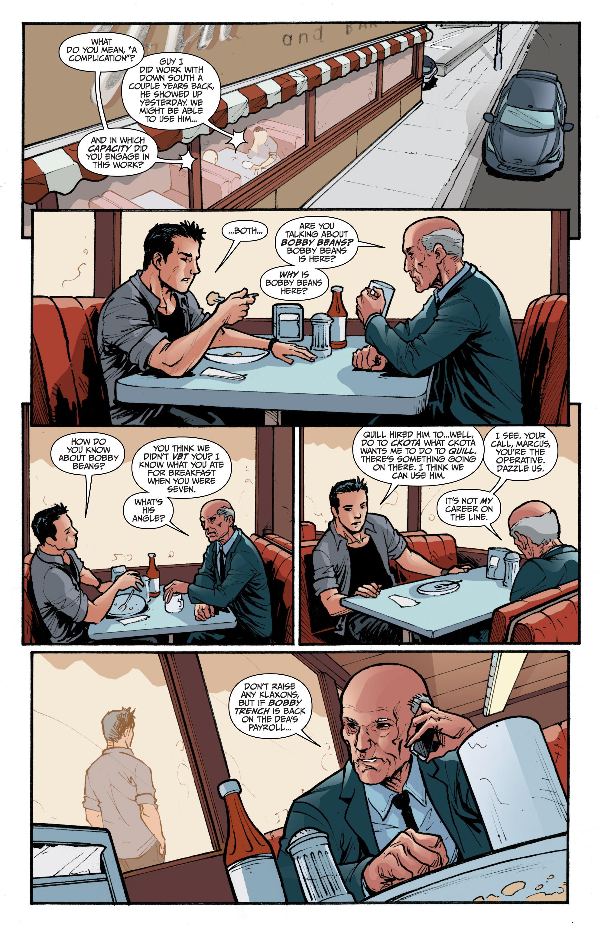 Read online 3 Guns comic -  Issue #2 - 3
