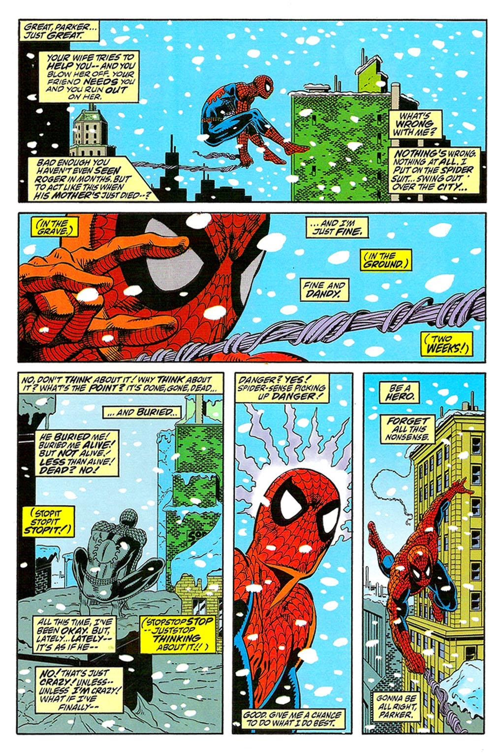Read online The Amazing Spider-Man: Soul of the Hunter comic -  Issue # Full - 10