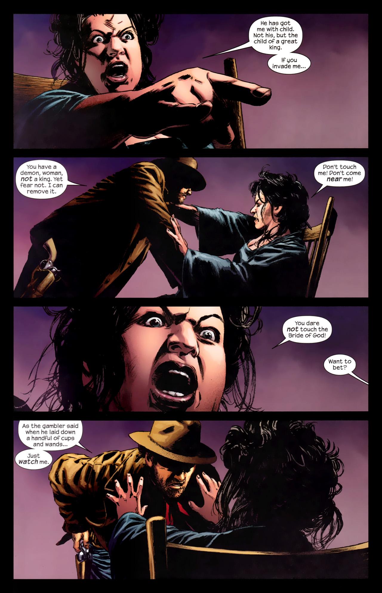 Read online Dark Tower: The Gunslinger - The Battle of Tull comic -  Issue #4 - 15