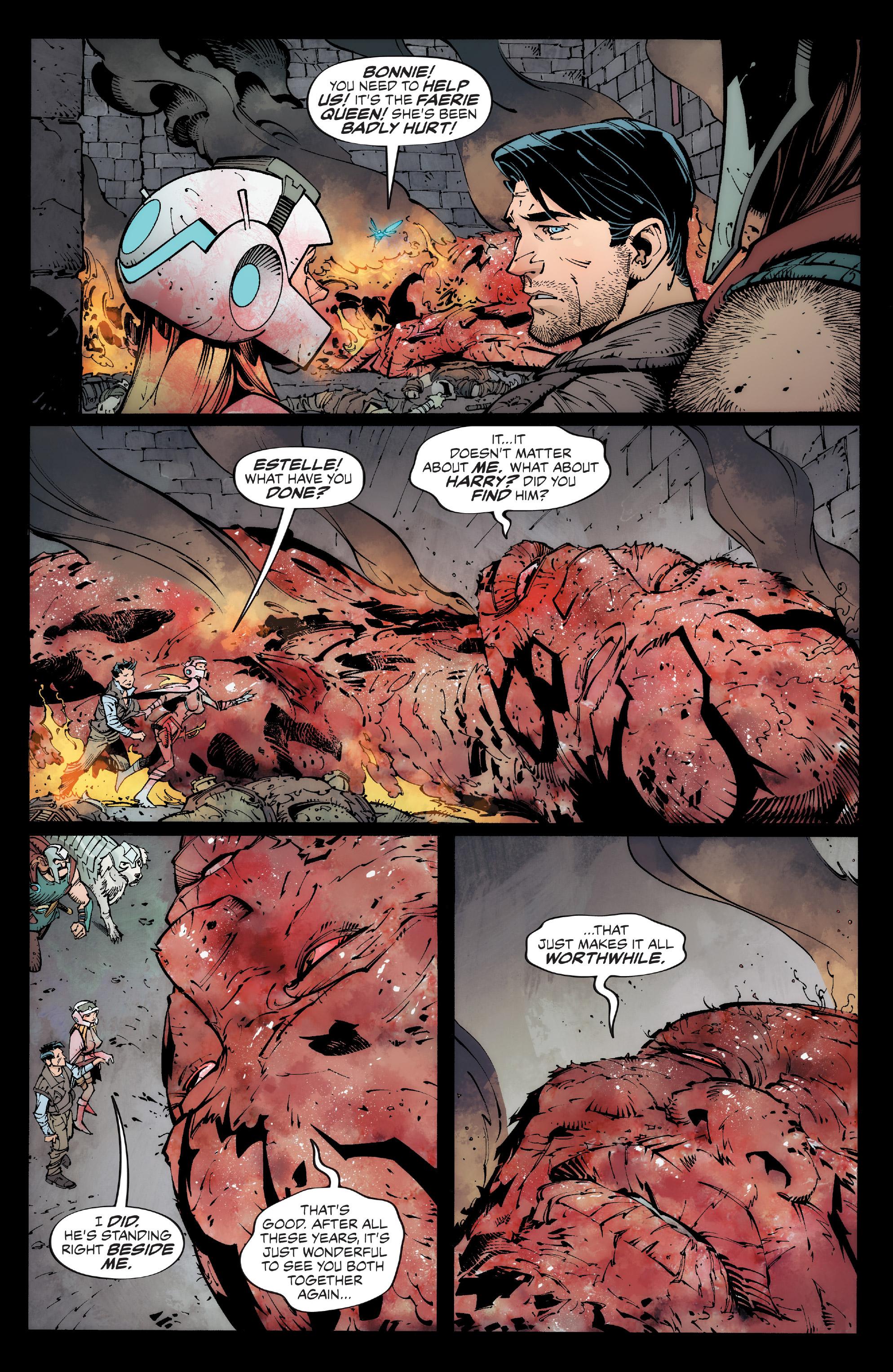 Read online Reborn comic -  Issue #6 - 31