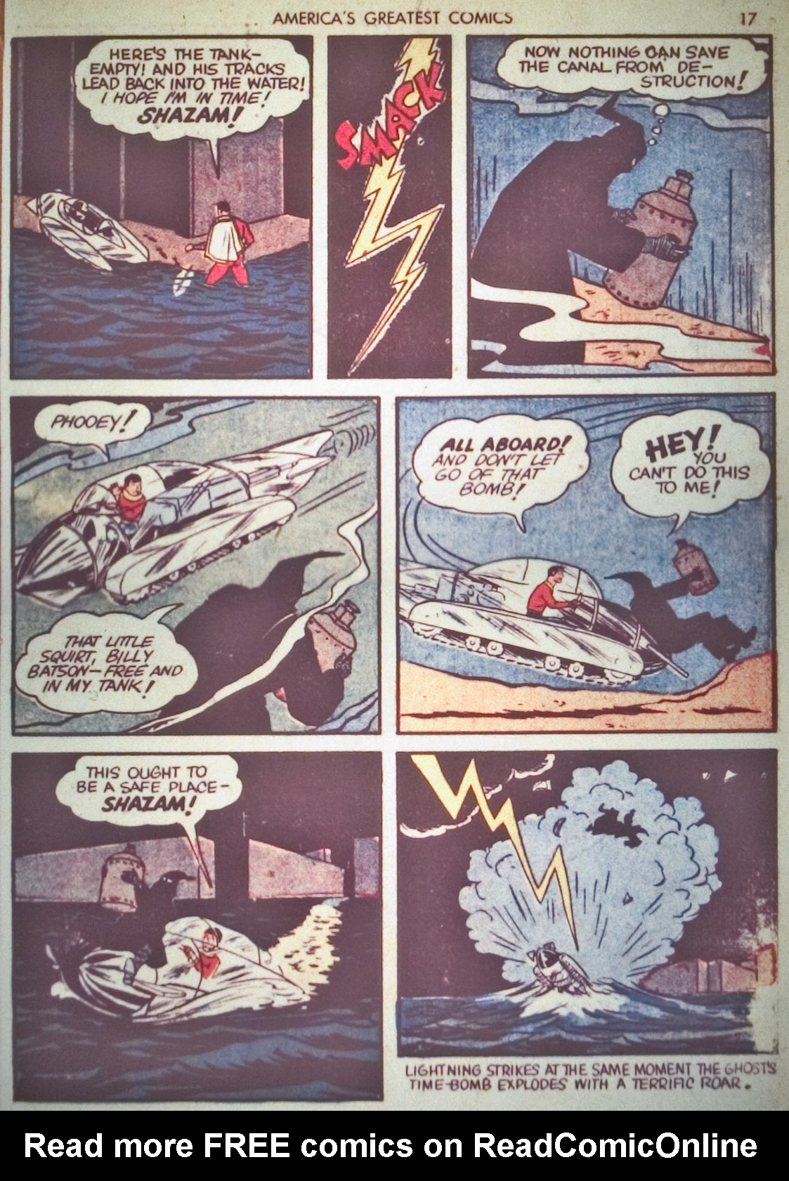 Read online America's Greatest Comics comic -  Issue #1 - 20