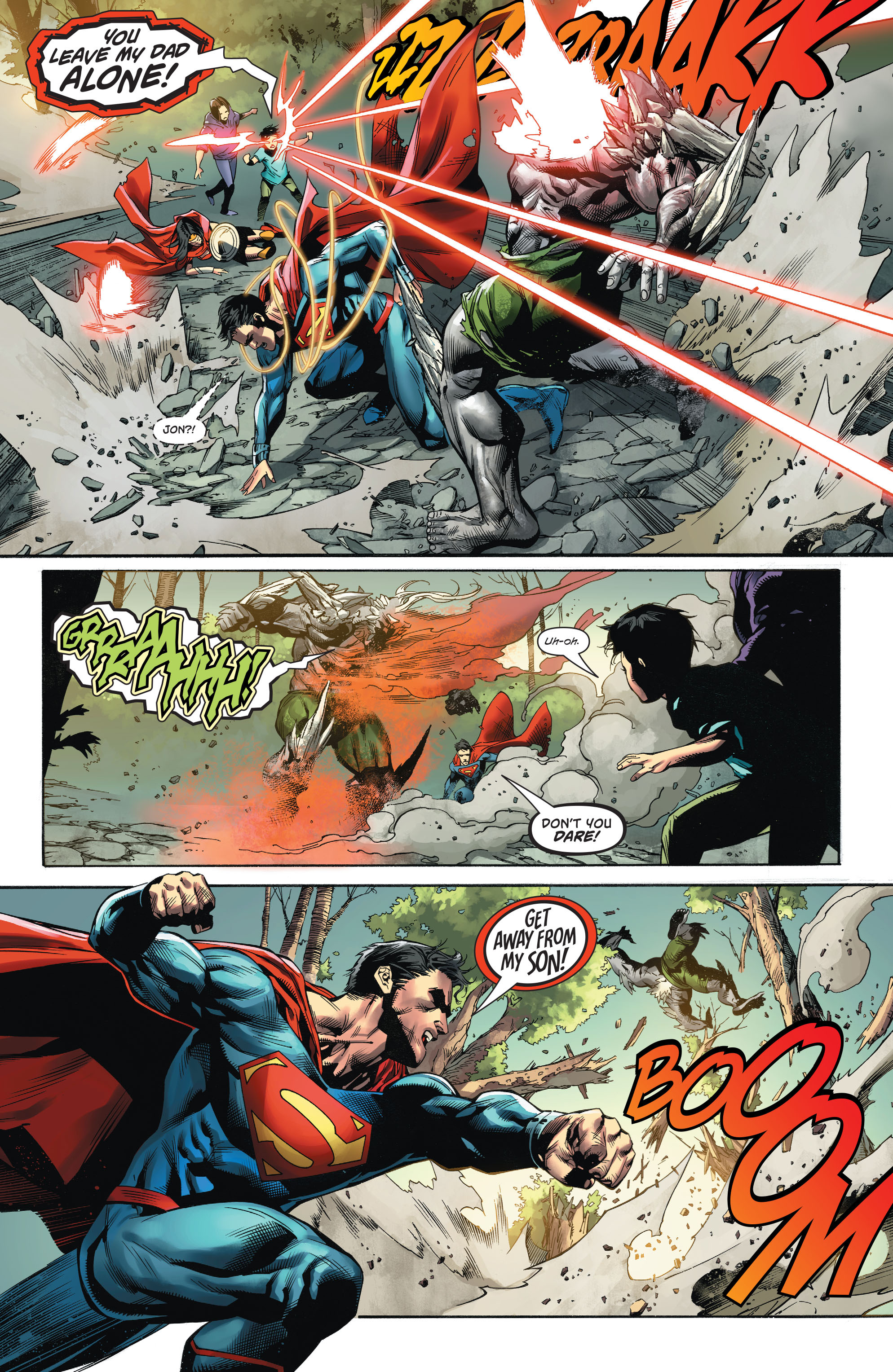 Read online Action Comics (2016) comic -  Issue #961 - 15