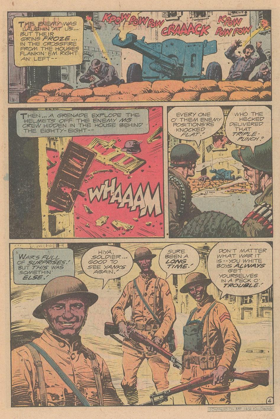Read online Sgt. Rock comic -  Issue #355 - 5