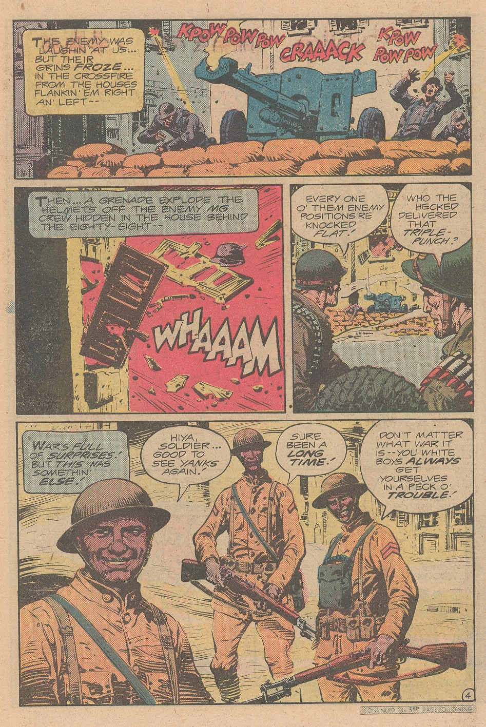 Sgt. Rock issue 355 - Page 5