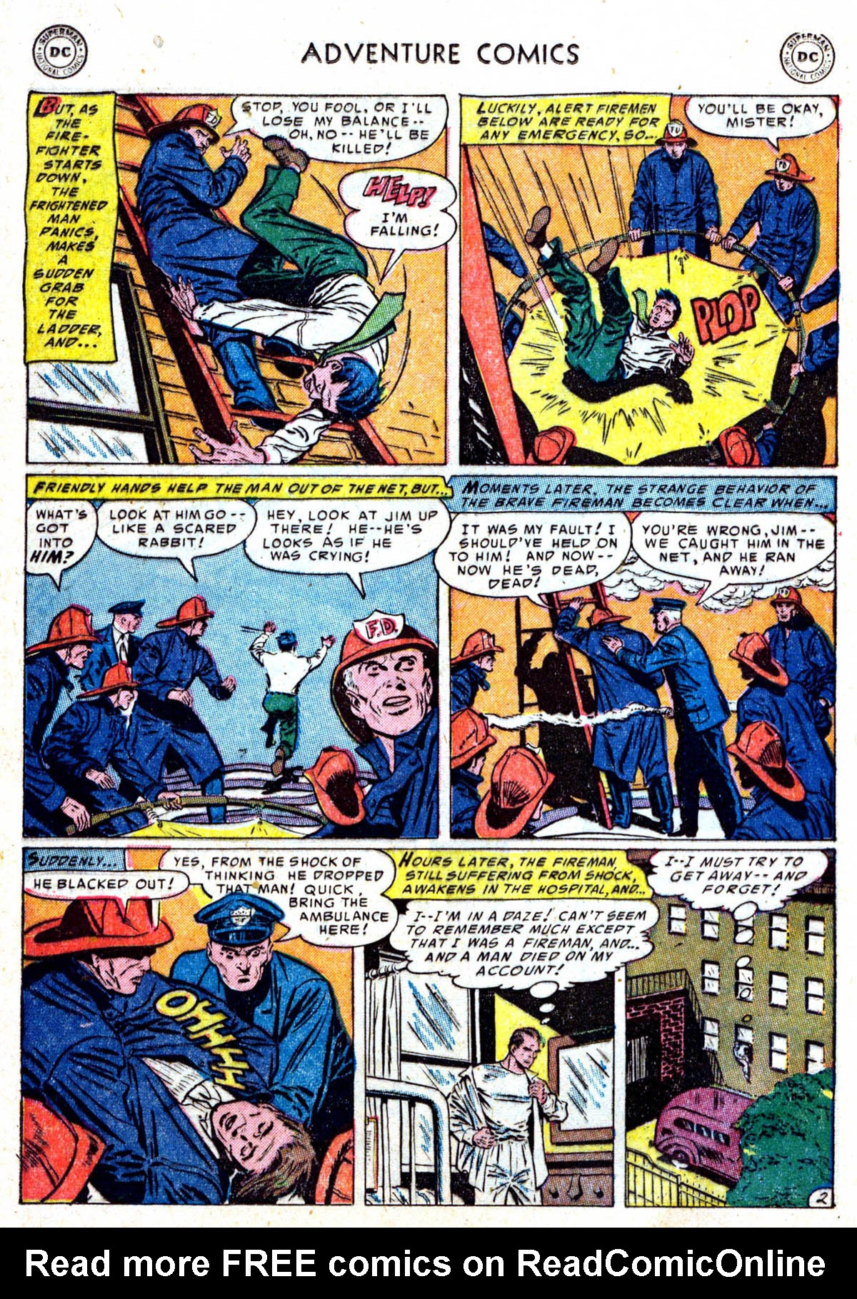Read online Adventure Comics (1938) comic -  Issue #199 - 15